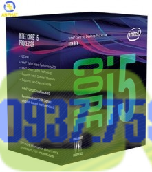Hình ảnh của CPU Intel Core i5-8500 (3.0 Upto 4.1GHz/6C6T/9MB/1151 Coffee Lake) 5250000