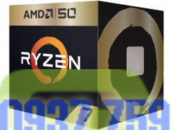 Hình ảnh của CPU AMD Ryzen 7 2700X Gold Edition 50th Anniversary Limited Edition 8999000